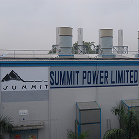 About Summit Power Limited | Summit Power International
