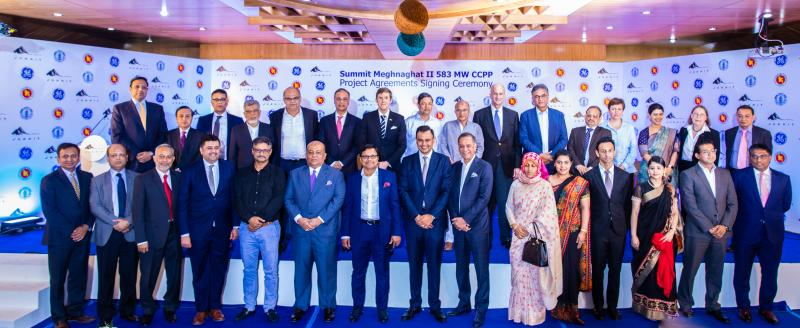 Summit-GE consortium signs project agreements for the